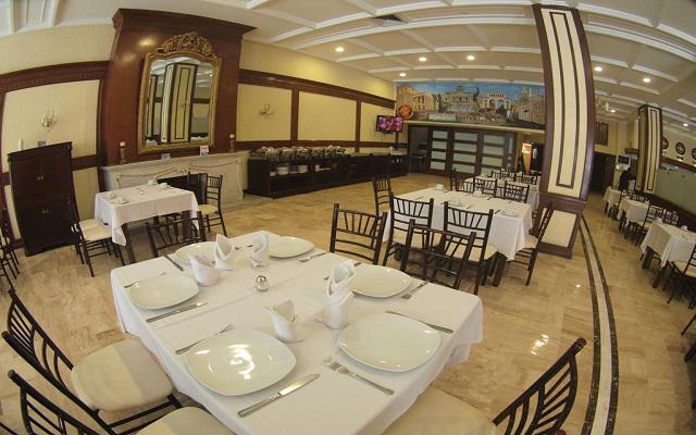 Hotel Roma Guadalajara, Restaurante El Coliseo