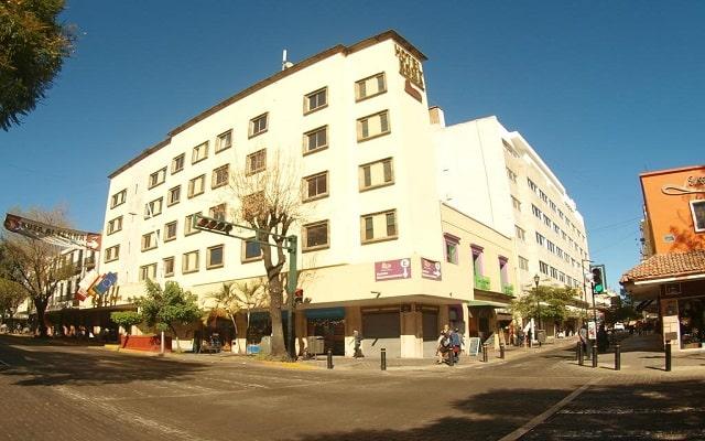Hotel Roma Guadalajara, ubicado en el corazón del Centro Histórico