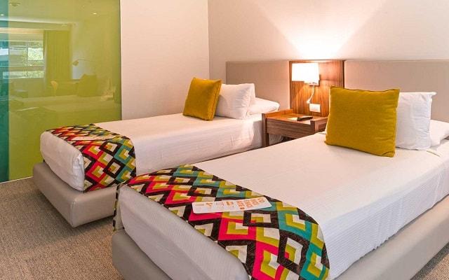 Hotel Room Mate Valentina, habitaciones amplias y cómodas