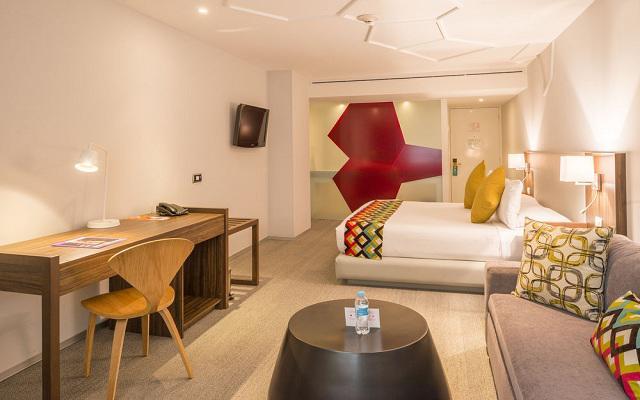Hotel Room Mate Valentina, ofrece amplia variedad de servicios