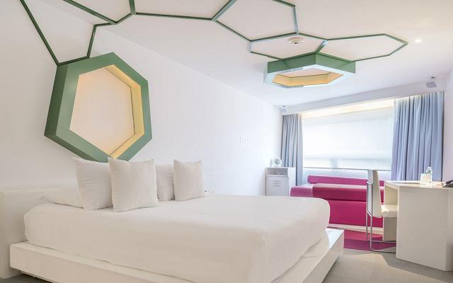 Hotel Room Mate Valentina, modernas habitaciones