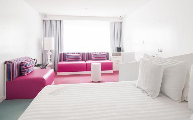 Hotel Room Mate Valentina, diseño y confort en cada sitio