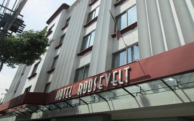 Hotel Roosevelt en Condesa