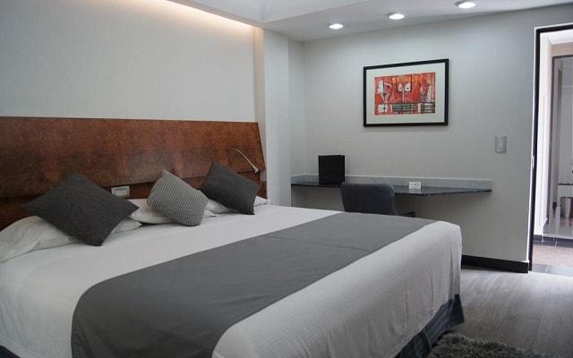 Hotel Roosevelt, espacios diseñados para tu descanso