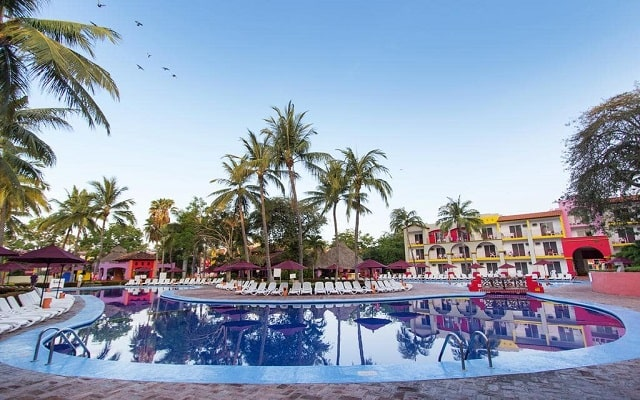 Hotel Royal Decameron Complex en Bucerías