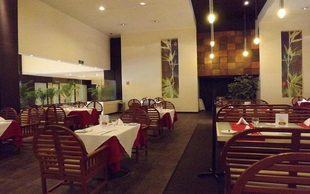 Hotel Royal Pedregal, escenario ideal para tus alimentos