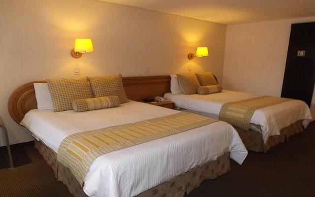 Hotel Royal Pedregal, acogedoras habitaciones