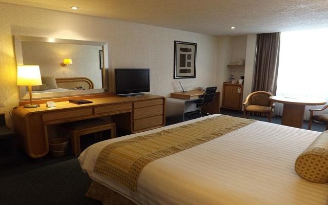 Hotel Royal Pedregal, habitaciones bien equipadas