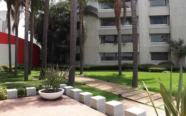 Hotel Royal Pedregal, cómodas instalaciones