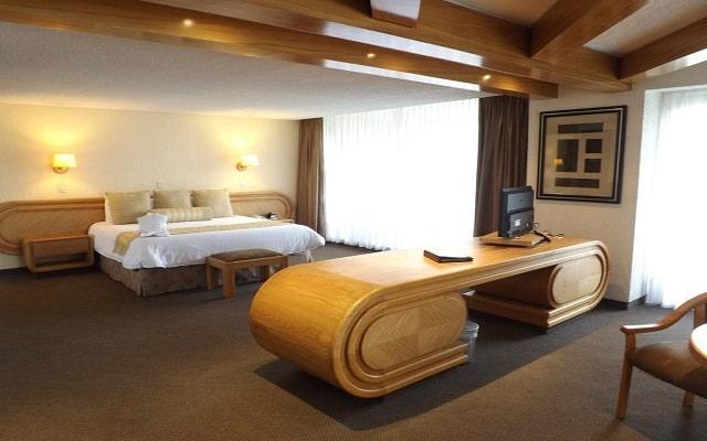 Hotel Royal Pedregal, espacios diseñados para tu descanso