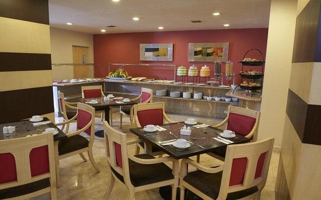 Hotel Royal Reforma, escenario ideal para tus alimentos