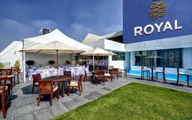 Hotel Royal Reforma, confort en cada sitio