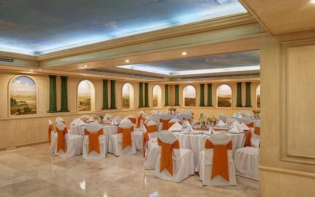 Hotel Royal Reforma, salón de eventos