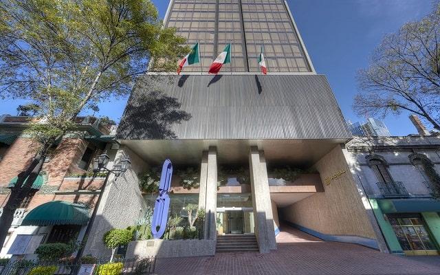 Hotel Royal Reforma en Zona Rosa
