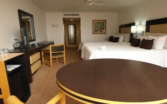 Hotel Royal Reforma, acogedoras habitaciones