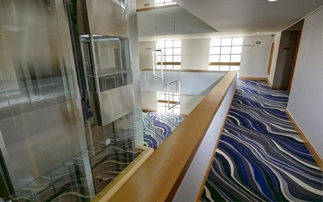 Hotel Royal Reforma, cómodas instalaciones