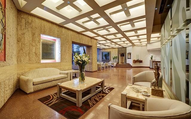 Hotel Royal Reforma, lobby