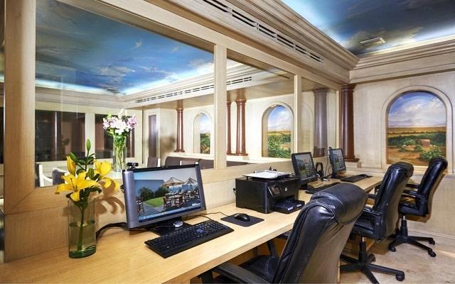 Hotel Royal Reforma, centro de negocios
