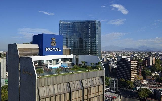 Hotel Royal Reforma, buena ubicación