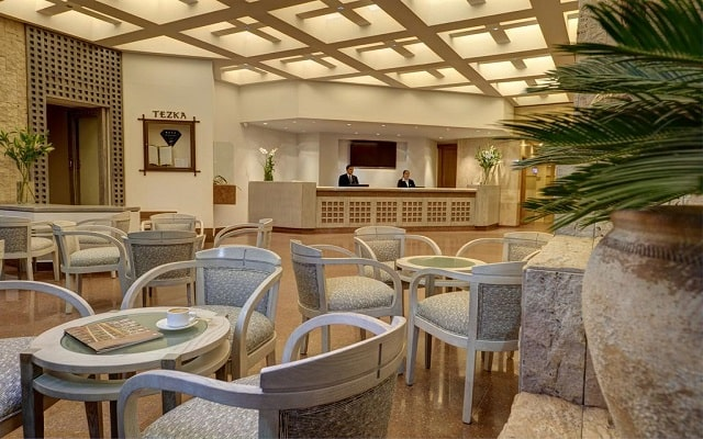 Hotel Royal Reforma, atención personalizada desde el inicio de tu estancia