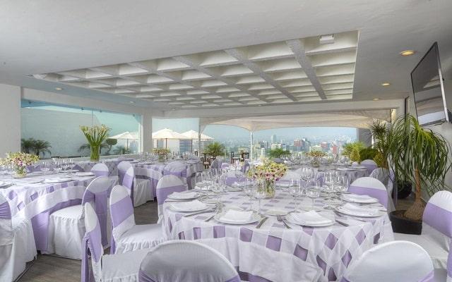 Hotel Royal Reforma, tu evento como lo imaginaste
