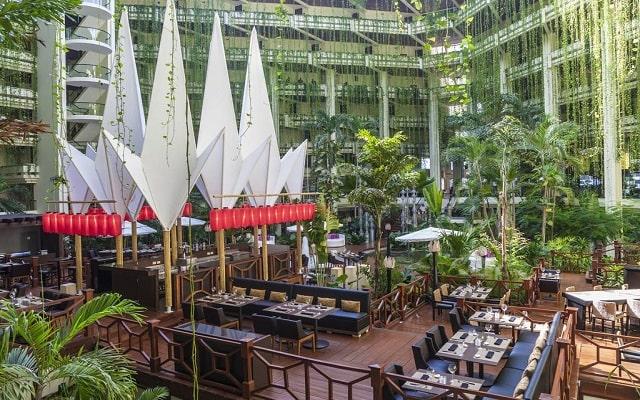 Hotel Royal Service By Paradisus Cancún, confort en cada sitio