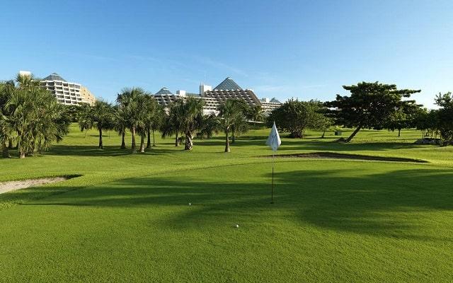 Hotel Royal Service By Paradisus Cancún, campo de golf