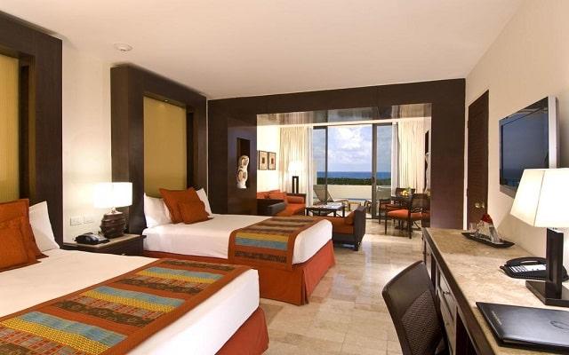 Hotel Royal Service By Paradisus Cancún, habitaciones bien equipadas