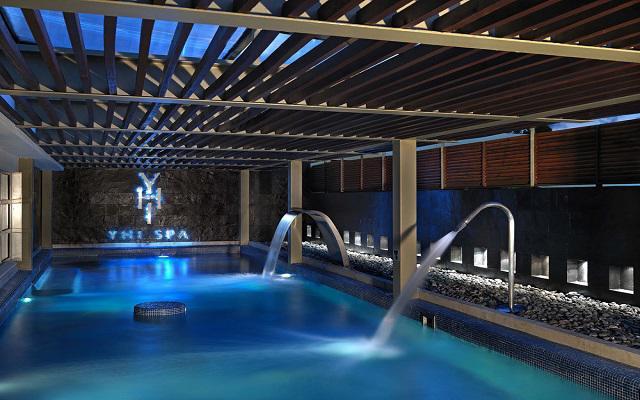 Hotel Royal Service By Paradisus Cancún, permite que te consientan en el spa