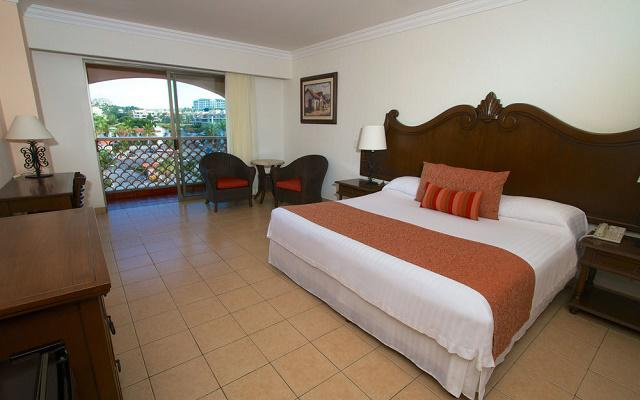 Hotel Royal Solaris Los Cabos dispone de cómodas habitaciones