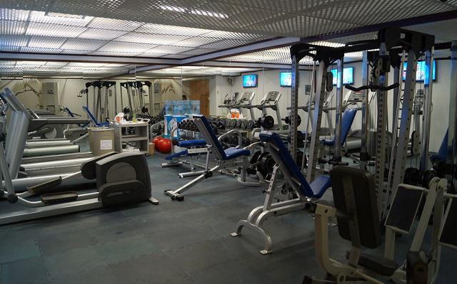 Hotel Royal Solaris Los Cabos, continúa con tu rutina de ejercicios en el gimnasio