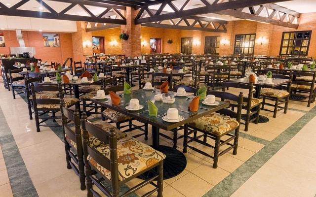 Hotel Royal Solaris Los Cabos, prueba ricos menús para tus comidas