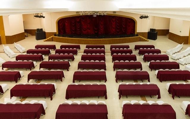 Hotel Royal Solaris Los Cabos, salón de eventos