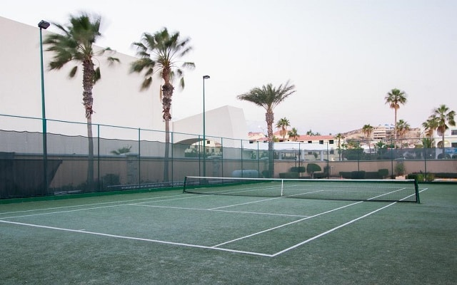 Hotel Royal Solaris Los Cabos, cancha de tenis