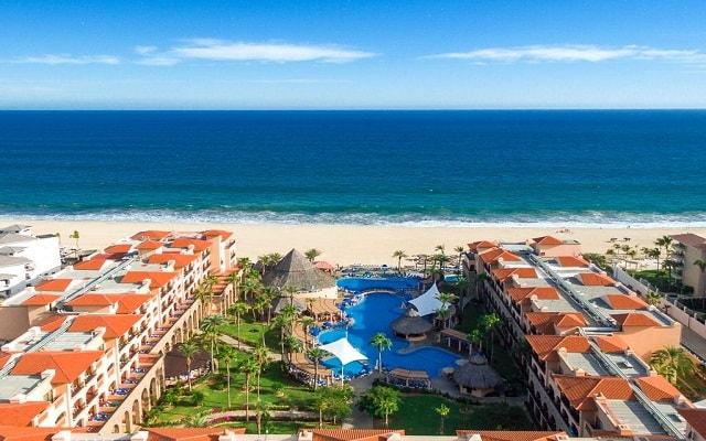 Hotel Royal Solaris Los Cabos, acceso directo al mar
