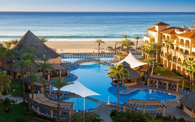 Hotel Royal Solaris Los Cabos, vistas increíbles