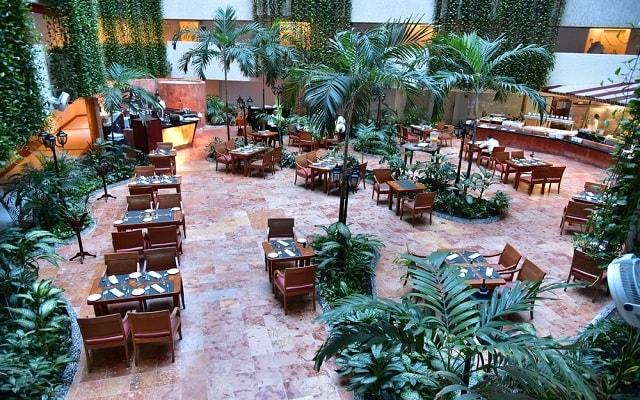 Hotel Royal Sunset Beach Resort, buena propuesta gastronómica