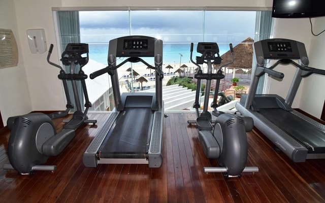 Hotel Royal Sunset Beach Resort, gimnasio