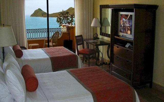 Hotel Royal Villas Resort, amplias y acogedoras habitaciones