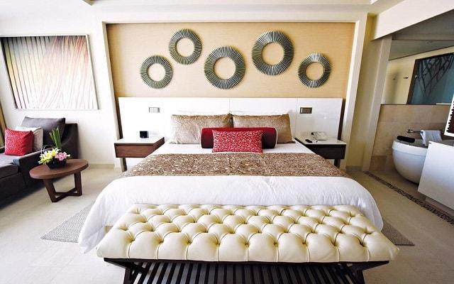 Hotel Royalton Riviera Cancún Resort and Spa, luminosas habitaciones