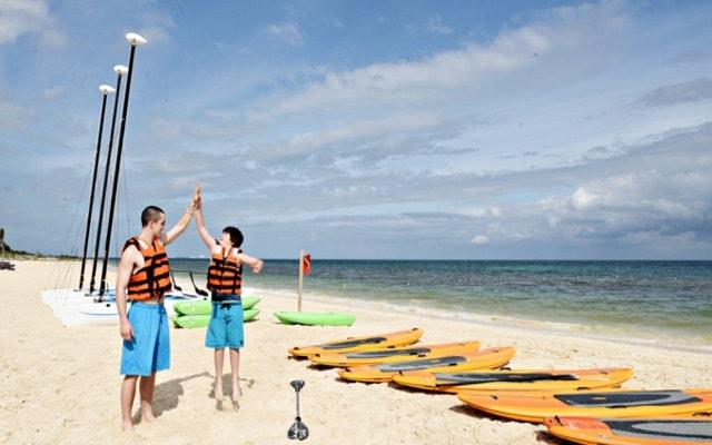 Hotel Royalton Riviera Cancún Resort and Spa, deportes acuáticos