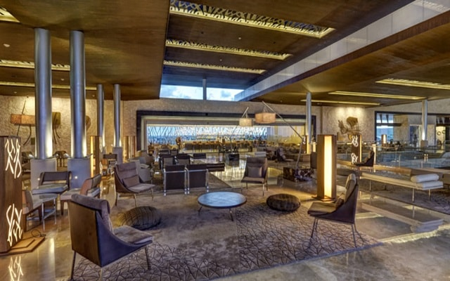 Hotel Royalton Riviera Cancún Resort and Spa, espacios de diseño