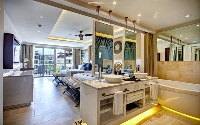 Hotel Royalton Riviera Cancún Resort and Spa, habitaciones bien equipadas