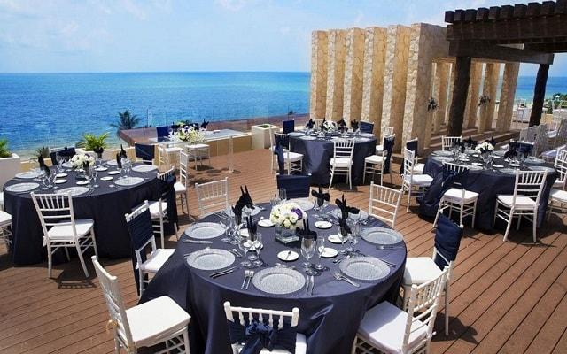 Hotel Royalton Riviera Cancún Resort and Spa, espacios para eventos