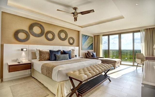 Hotel Royalton Riviera Cancún Resort and Spa, habitaciones cómodas y acogedoras