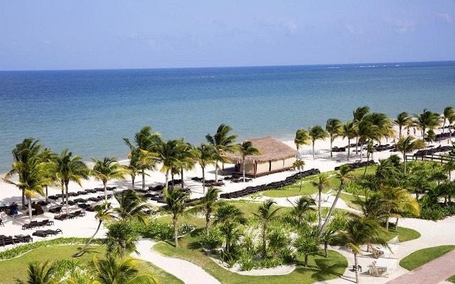 Hotel Royalton Riviera Cancún Resort and Spa, buena ubicación