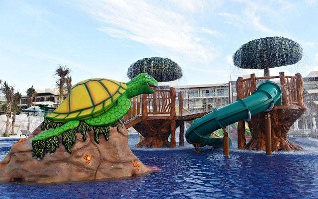 Hotel Royalton Riviera Cancún Resort and Spa, parque para los niños