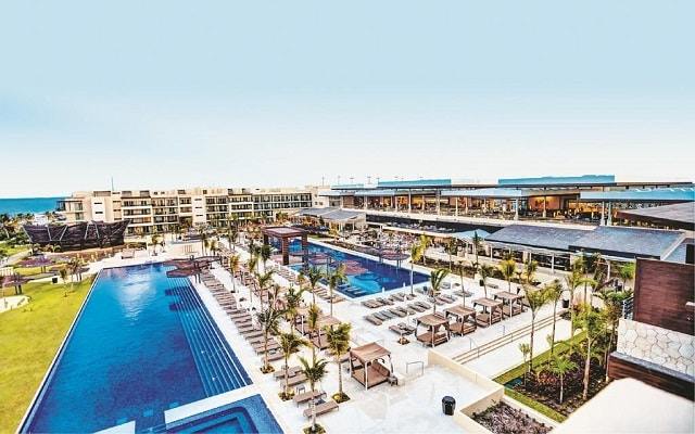 Hotel Royalton Riviera Cancún Resort and Spa, vista aérea