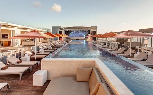 Hotel Royalton Suites Cancun Resort and Spa, espacios exclusivos