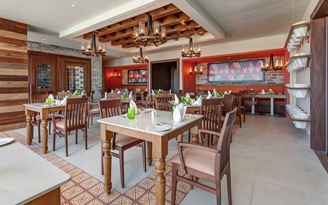 Hotel Royalton Suites Cancun Resort and Spa, ricos y variados menús